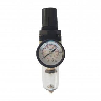 """Фильтр очистки 1/4"""" + регулятор давления (редуктор) TITAN AW2000-02"""