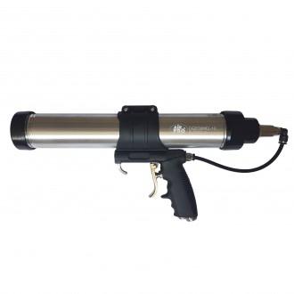 Пистолет для герметика 2 в 1 пневматический Air Pro CG2032MCL-13