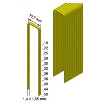 Скоба каркасная (столярная) Prebena типа LM-44 (2,4 тис. шт.)