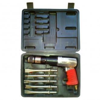 Молоток пневматический ударный Air Pro SA7108K Kit