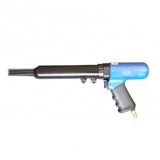 Молоток игольчатый пневматический пистолетного типа удлиненный Air Pro SA7316