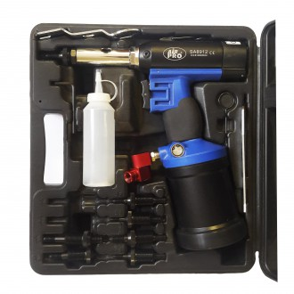 Заклепочник пневматический для резьбовых заклепок Air Pro SA8912