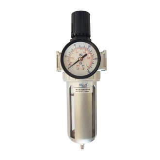 """Фильтр очистки 1/2"""" + регулятор давления (редуктор) TITAN SFR4000"""