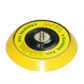 Насадка без отверстий для пневматической шлифмашины диаметром 150 мм Fachowiec NF082