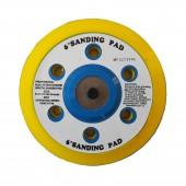 Насадка с отверстиями для пневматической шлифмашины диаметром 150 мм VGL PAD-662T