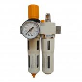 Блок подготовки воздуха мини EMC FEC 1/4 D