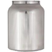 Нижний бачок металлический 1,0 л для краскопультов Fachowiec