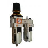 """Блок подготовки воздуха 1/4"""" EMC EIC3010-02"""