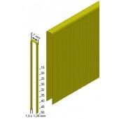 Скоба каркасная (столярная) Prebena типа E-21 (3,6 тис. шт.)