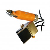 Кусачки пневматические с педалью Air Pro SA8528