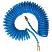 Шланг полиуретановый спиральный TITAN PUS10х6,5 -15