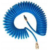 Шланг полиуретановый спиральный TITAN PUS12х8 -10