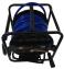 Шланг полиуретановый прямой с быстросъемником на вращающейся 360° катушке Air Pro HR02DX1020 (10х15х20 м)